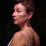 Portrait of Jitka, ©2004 By Adrian Gottlieb
