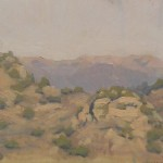 Rocky Landscape, ©2005 By Adrian Gottlieb