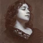 "Piambura of Heather #1 ©2011 By Adrian Gottlieb Oil on Belgian Linen Size: 16"" x 20""  S. R. BRENNEN GALLERIES SOLD"