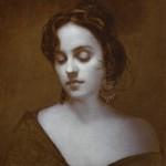 "Piambura of Heather #4 ©2011 By Adrian Gottlieb Oil on Belgian Linen Size: 16"" x 20""  S. R. BRENNEN GALLERIES SOLD"