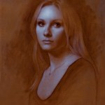 Tori, Portrait of Victoria Bullough ©2007 By Adrian Gottlieb