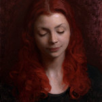 Mather, ©2013 By Adrian Gottlieb Oil on Belgian Linen Size: 16″ x 20″.